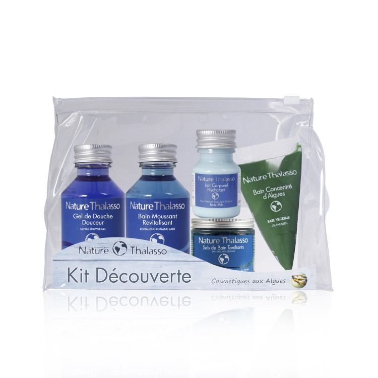 Kit Découverte 5 Produits