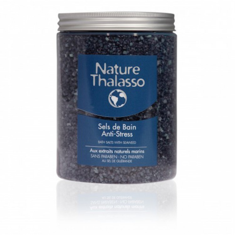 Sels de Bain Anti-Stress 900g